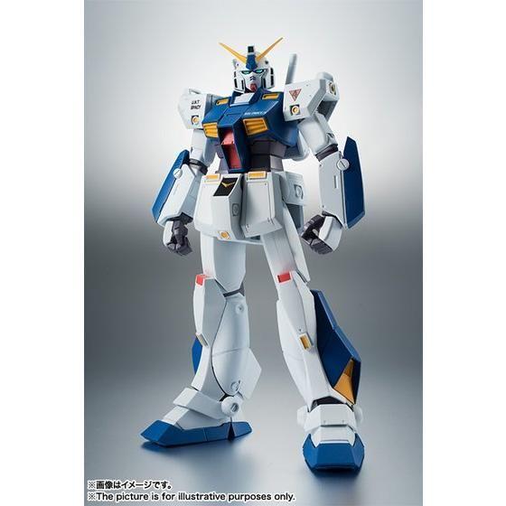 ROBOT魂 <SIDE MS> ガンダムNT-1 ALEX ver. A.N.I.M.E.