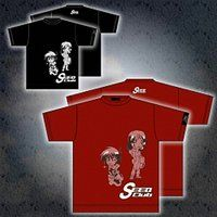 SEED Club シン&レイ柄Tシャツ