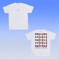歴代レッドTシャツ 30Thアニバーサリー