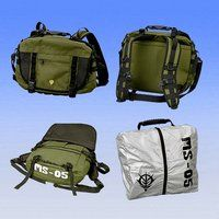 G.M.L.S ZAKU TYPE 3WAY BAG
