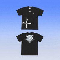 NARUTO うちはサスケTシャツ(黒)