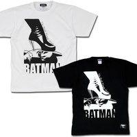 バットマン ダークナイトライズ バットマン&ハイヒールTシャツ