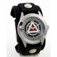 牙狼<GARO>〜MAKAISENKI〜x red monkey designs Collaboration Wristwatch