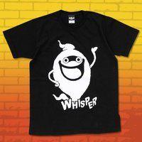 妖怪ウォッチ 親子Tシャツ 大人サイズ ウィスパー