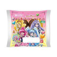 ハピネスチャージプリキュア! 4つの愛のボールドーナツ チョコ(4個入)
