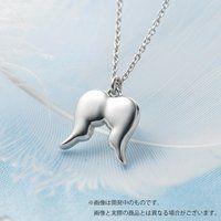 天使なんかじゃない 天使の羽のネックレス