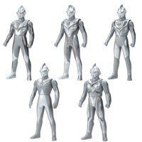 ウルトラマンシリーズ放送開始50年記念 ウルトラ10勇士 スペシャルセット1