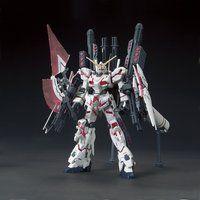 HG 1/144 フルアーマー・ユニコーンガンダム(デストロイモード/レッドカラーVer.)