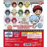 劇場版 黒子のバスケ LAST GAME カプセル缶バッジコレクション