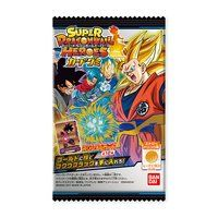 スーパードラゴンボールヒーローズカードグミ