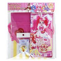 キラキラ☆プリキュアアラモード 巾着・ミニタオルセット