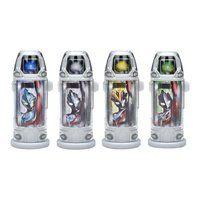 DXウルトラカプセル ニュージェネレーションヒーローズセット