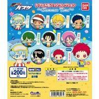 黒子のバスケ カプセル缶バッジコレクション〜Summer Time〜
