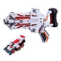 ダブル変身銃 DX VSチェンジャー パトレン1号セット