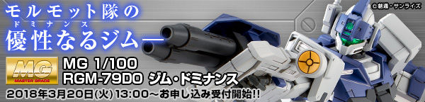MG 1/100 ジム・ドミナンス