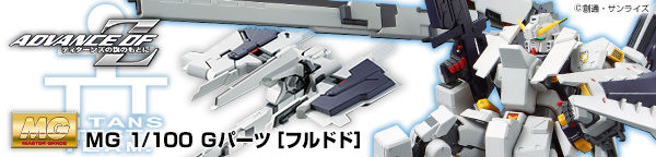 MG 1/100 G PARTS FF-X29A G-PARTS[HRUDUDU]