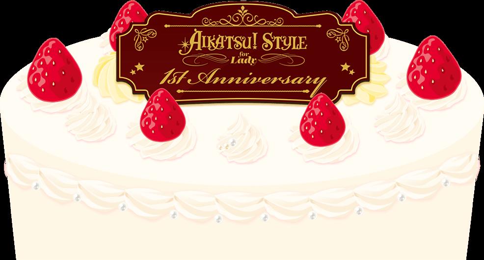 Aikatsu! Style for Lady 1st Anniversary