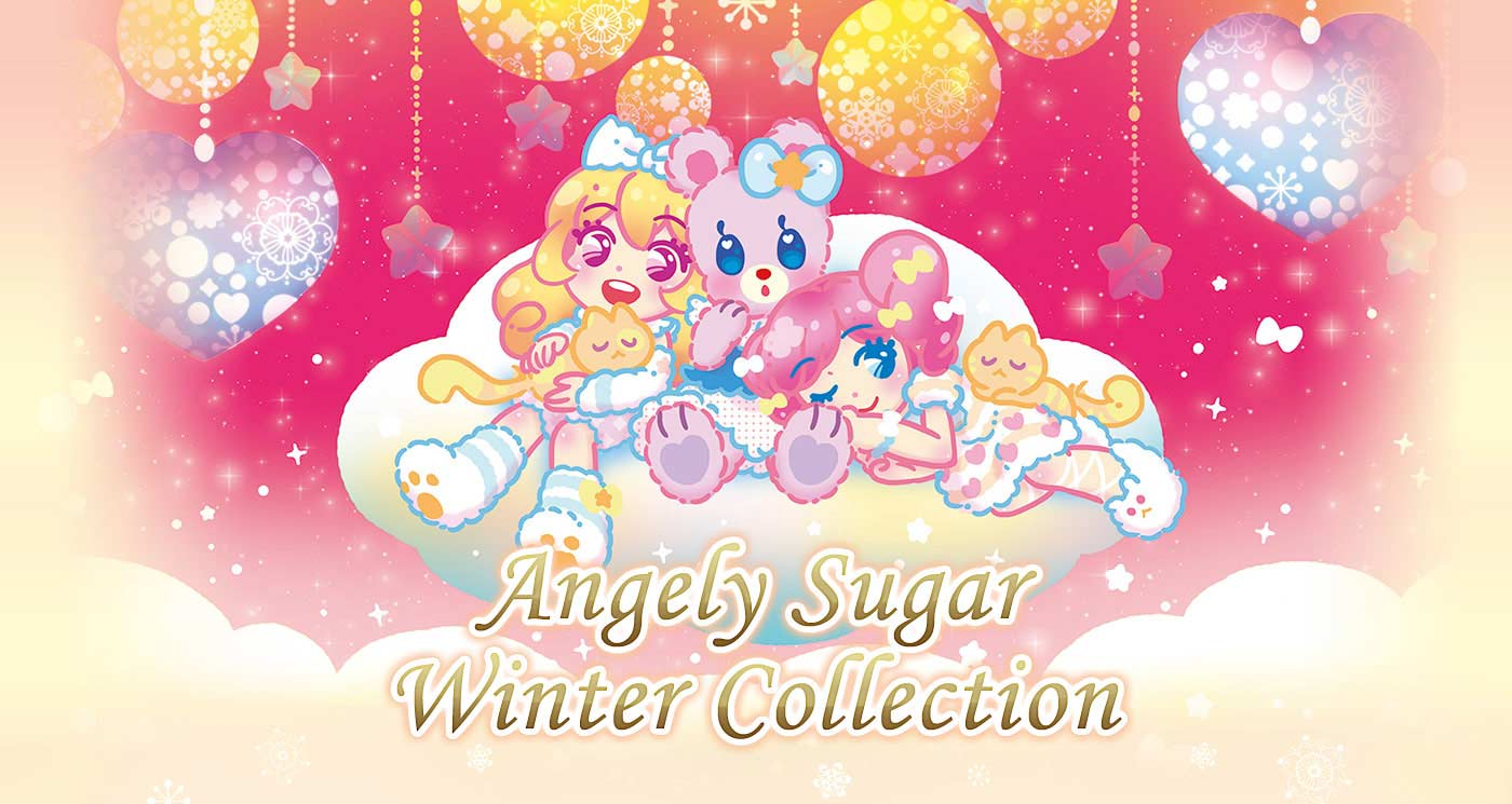 Angely Sugar Winter Collection