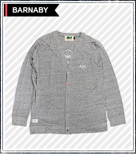TIGER&BUNNY×HTML バーナビーカーディガン Precious Trio Barnaby Cardigan