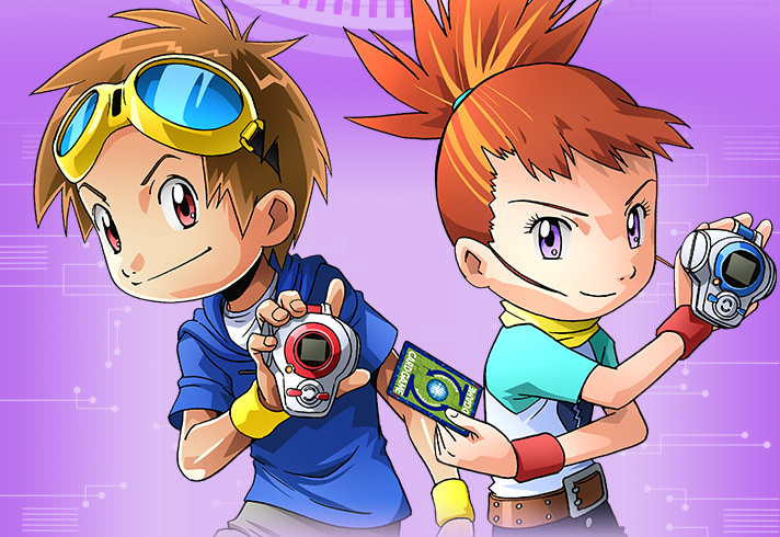 Digimon Tamers Digivice D-Ark Returns After 15 Years