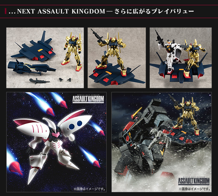 NEXT ASSAULT KINGDOM -����ɍL����v���C�o�����[