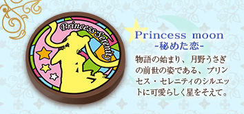 Princess moon -秘めた恋-