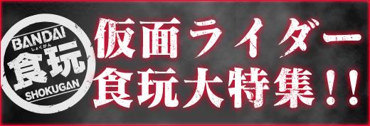 仮面ライダー大特集!!!