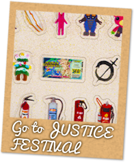 Go to JUSTICE FESTIVAL