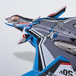 DX超合金 VF-31J改 ジークフリード (ハヤテ・インメルマン機)