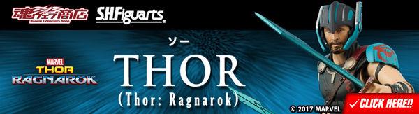S.H.Figuarts ソー (Thor: Ragnarok)