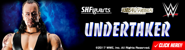 S.H.Figuarts The Undertaker