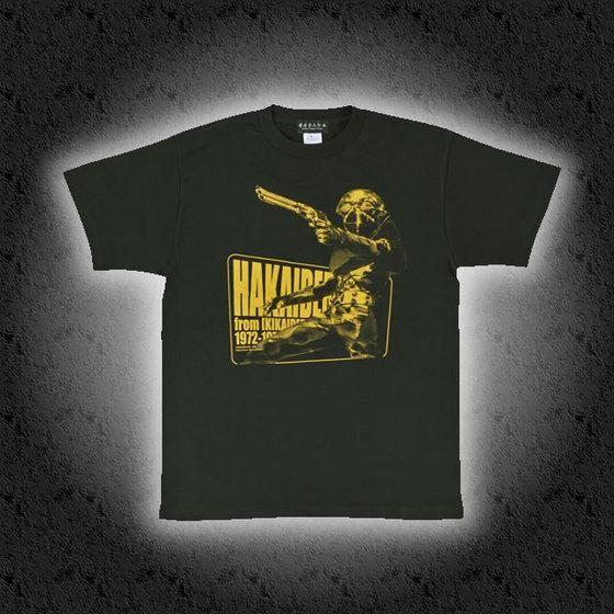 菅原芳人計画 人造人間キカイダーTシャツ