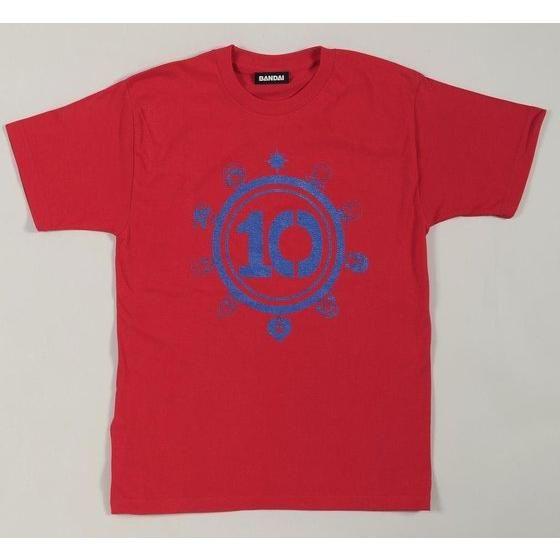 ワンピース10周年ミニキャラTシャツ