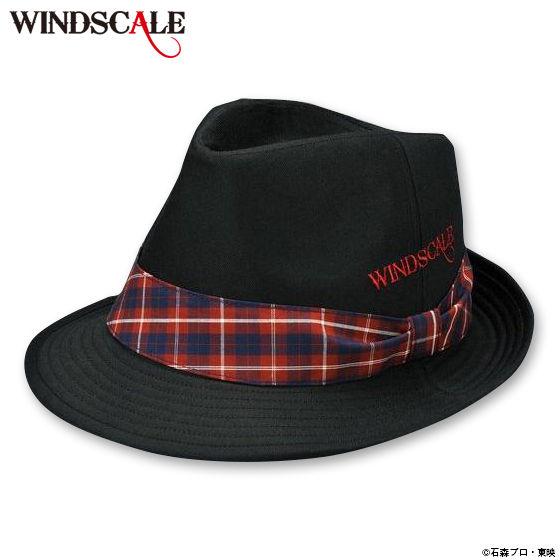 仮面ライダーW WIND SCALE ハット(布帛)