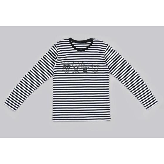 Panson Works×ワンピース 長袖ボーダーTシャツ