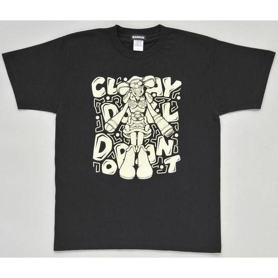 仮面ライダーWTシャツ クレイドールドーパント柄