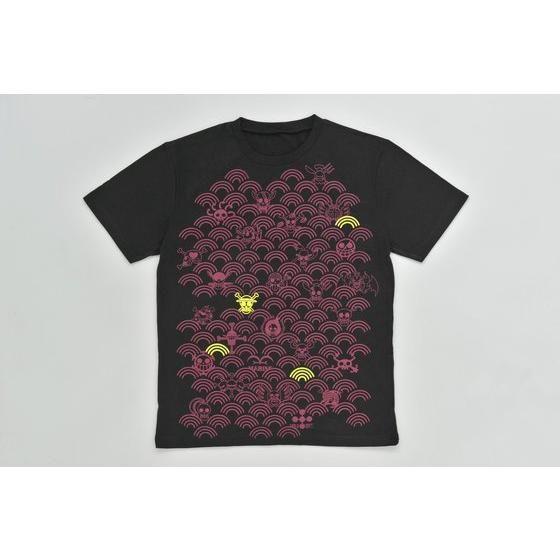 ワンピース WAVE海賊旗Tシャツ