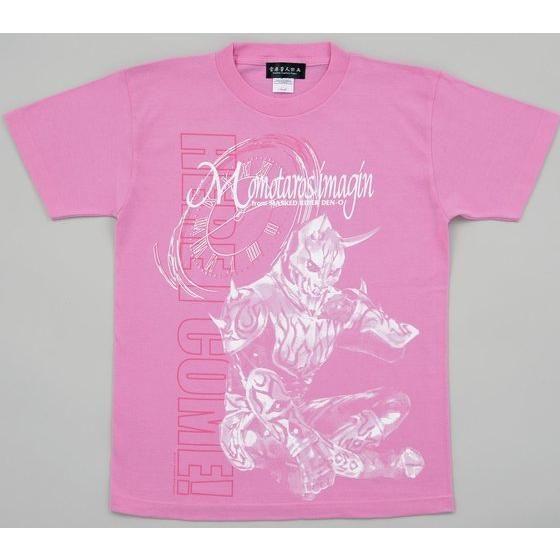 菅原芳人計画仮面ライダー電王モモタロスTシャツ