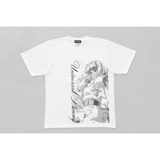 劇場版マクロスF Universal Bunny柄 Tシャツ