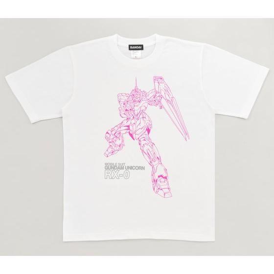 機動戦士ガンダムユニコーン Tシャツ ユニコーン柄