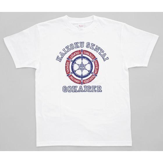 海賊戦隊ゴーカイジャー ラット柄Tシャツ