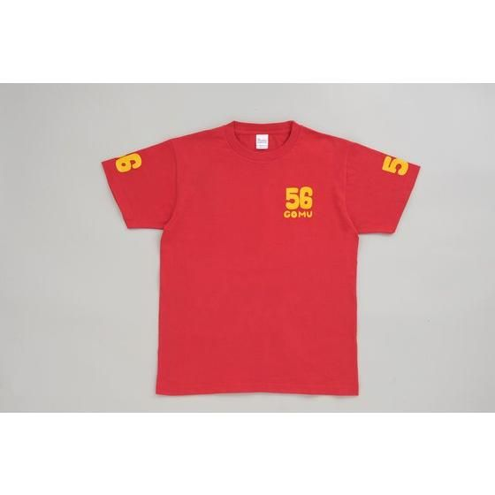 3D劇場版ワンピース なりきり風Tシャツ ルフィ