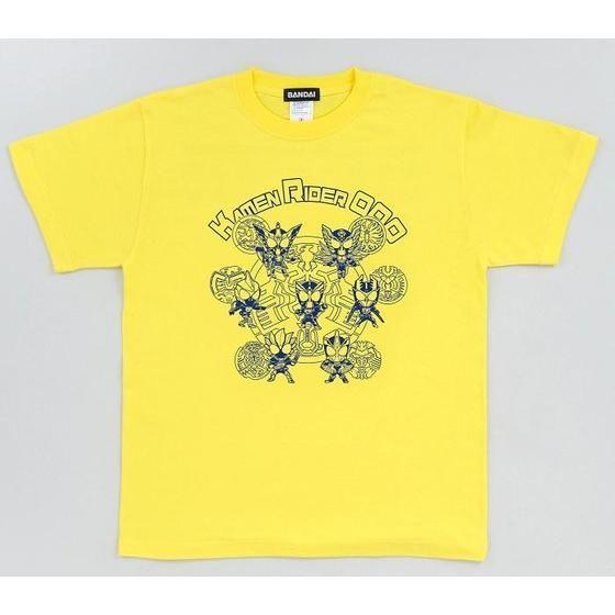 仮面ライダーオーズ デフォルメ オーメダル&コンボTシャツ