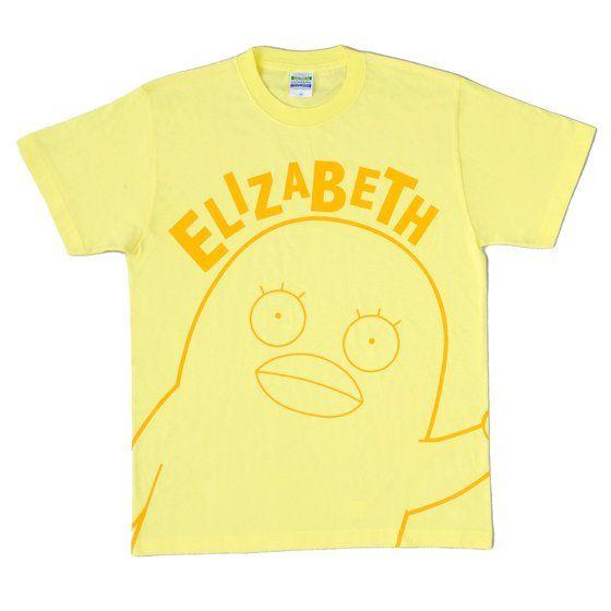 銀魂' BIGエリザベスTシャツ