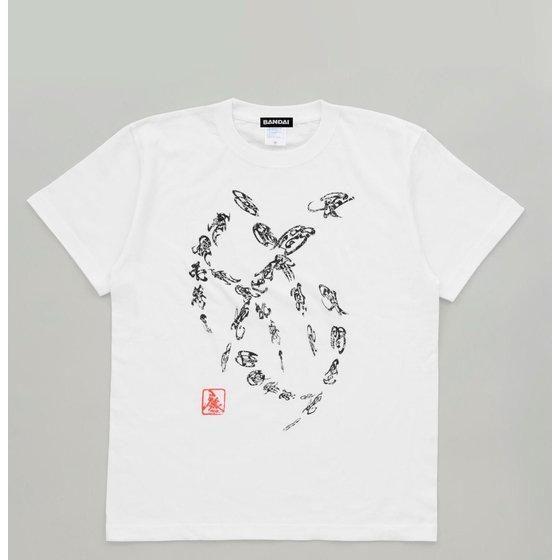 牙狼 MAKAISENKI Tシャツ 魔導文字柄