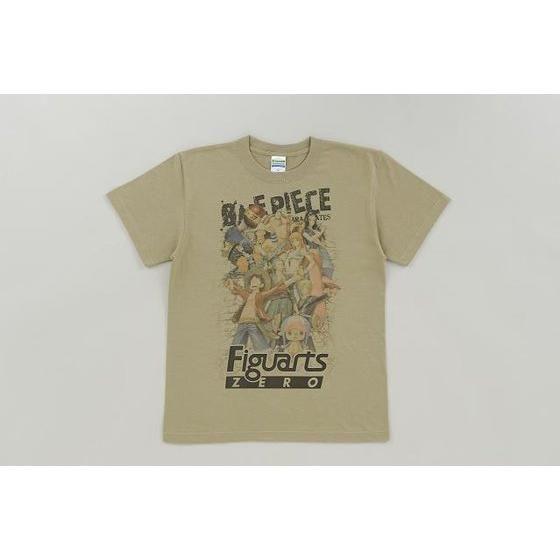 フィギュアーツZERO ONE PIECE Tシャツ