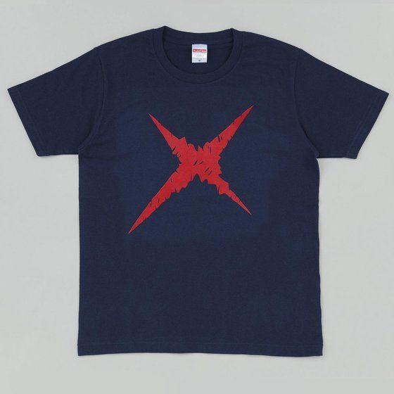 ワンピース Tシャツ ルフィの傷跡柄