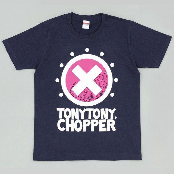 ワンピース Tシャツ 新世界編チョッパー柄