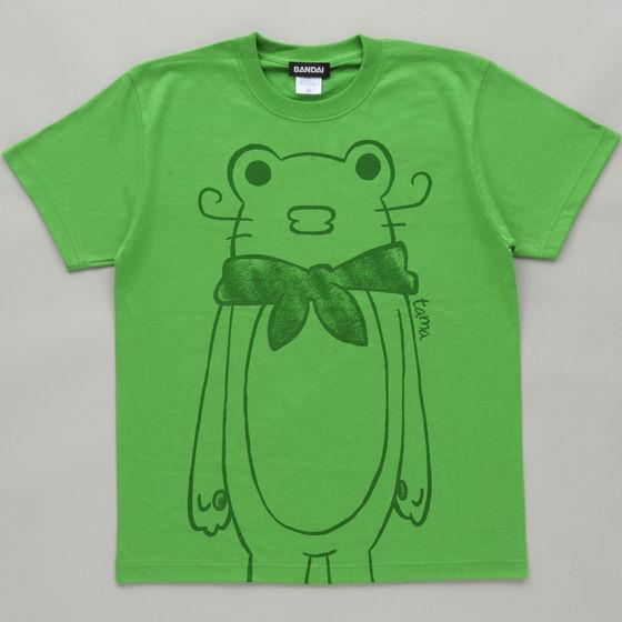 アクエリオンEVOL Tシャツ タマ柄