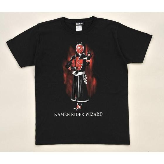 仮面ライダーウィザード ウィザードフレイムスタイル全身柄Tシャツ
